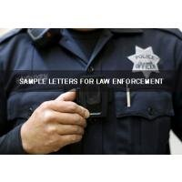 Sample Letter Requirements