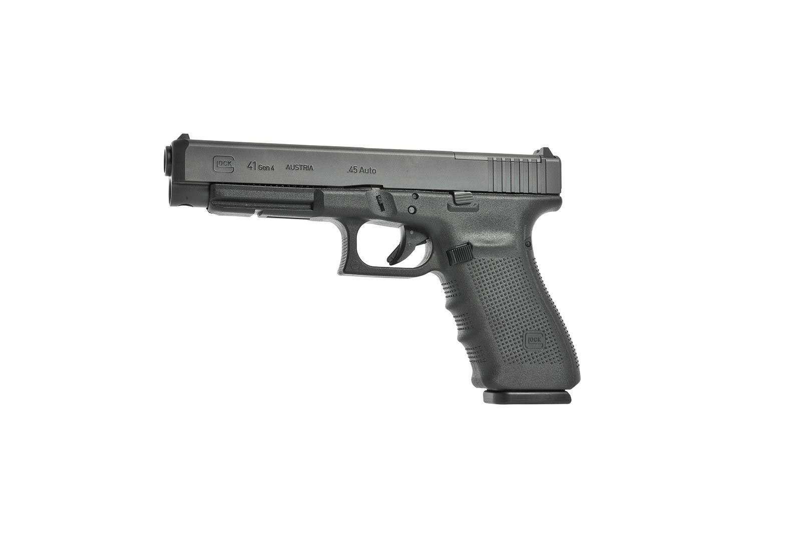 Glock G41 Gen4  45 MOS Tactical / Competition with 3 13rd Magazines