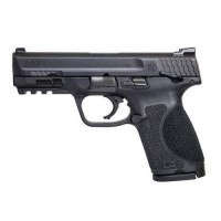 "S&W M&P9 2.0 COMPACT 9MM PISTOL 4"" with  Night Sights and  THUMB SAFETY 11677"