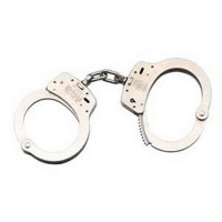 Smith & Wesson® Model 100 Chained Handcuffs