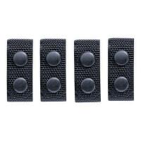 Bianchi® AccuMold® Nylon 4 Pack Belt Keepers  7406