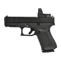 Glock G19 Gen5 MOS 9mm Front Serrated 15Rd