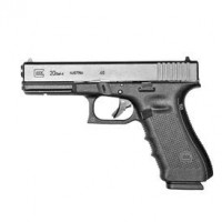 Glock G20 Gen4  10mm w/3 15rd Magazines Fixed Sights