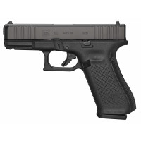 * NEW * Glock G45 Gen5 9mm with 3 17rd Mags, Front Serrated