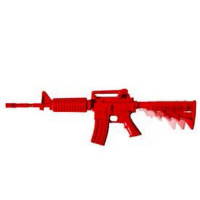 ASP 07411 M4 Government Carbine Red Sliding Stock Training Rifle