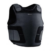 Safariland Level 3A Vest with E1 Carrier   and 5X8 STP Plate