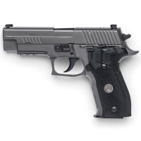SIG P226R 9MM LEGION WITH NIGHT SIGHTS AND  RAIL