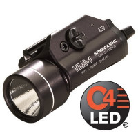 Streamlight TLR-1 LED 3W Weapon Light 69110 Rail Mount